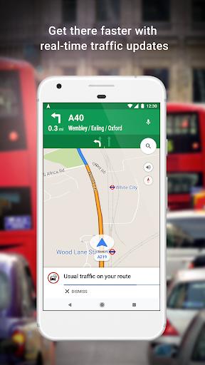 Maps - Navigasi Transit