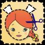 icon Queca Dress up Paper Dolls