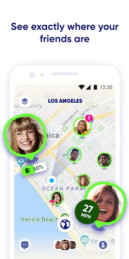 Zenly Locator - GPS Realtime