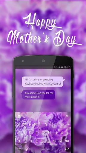 Selamat Hari Ibu Tema Kika