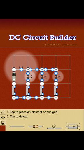 DC Circuit Builder